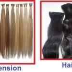 Perbedaan Hair Clip dan Hair Extension