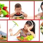 Solusi Atasi Anak Susah Makan Sayuran