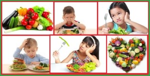 anak susah makan sayuran