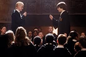 Duel-Harry-dan-Draco
