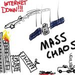Saat Internet Rumah Down, Ini Solusi Asiknya!