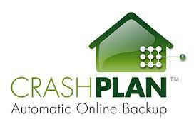 Aplikasi backup data online CrashPlan
