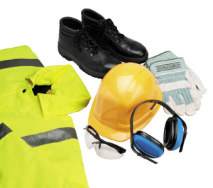 Peralatan keselamatan kerja