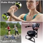 Berani Coba Alat Fitness Aneh Ini?
