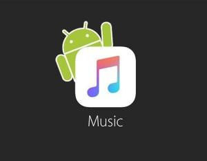Fitur Apple music di Android
