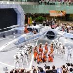 Star Wars Hadir di Bandara Changi, Singapura