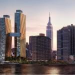 The Dancing Towers NY Siap Dibangun