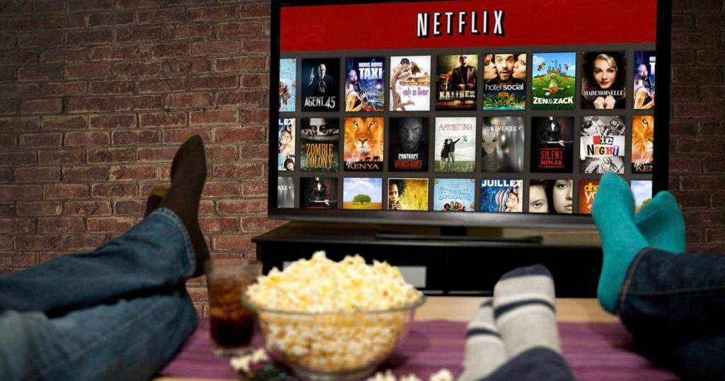 Nyaman nonton Netflix