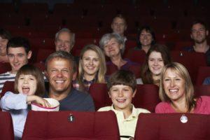Kecanduan nonton film di bioskop