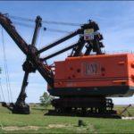Big Brutus, Salah Satu Alat Berat Shovel Terbesar di Dunia