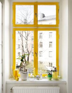 Ide dekorasi jendela