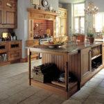 Keuntungan Material Kayu untuk Meja Dapur