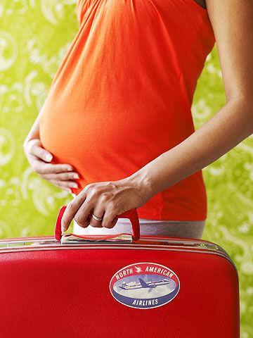 tips travelling ibu hamil
