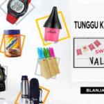 Promo dan Diskon Gila-Gilaan di Blanja.com Saat Valentine