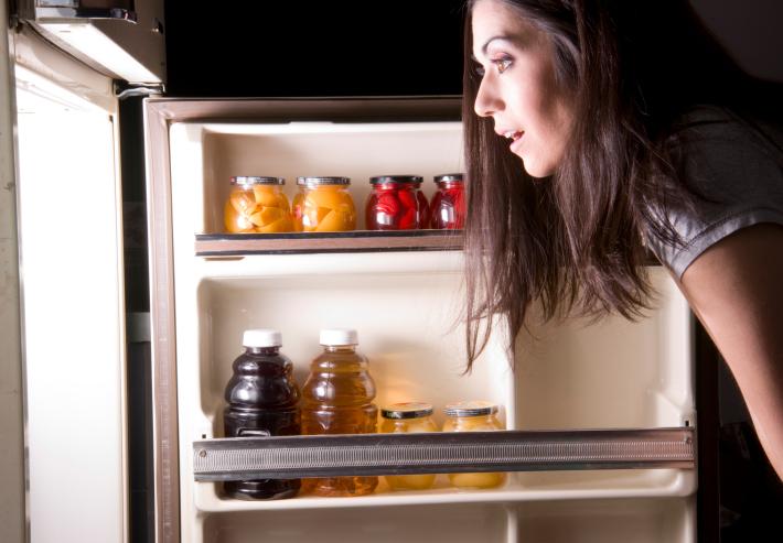 cara hemat listrik lemari es
