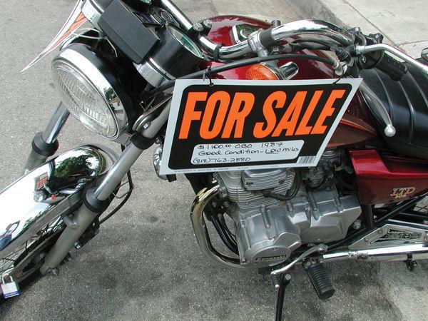 kredit sepeda motor bekas