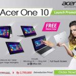 Acer One 10 Memang Terbaik, Berapa Harganya?