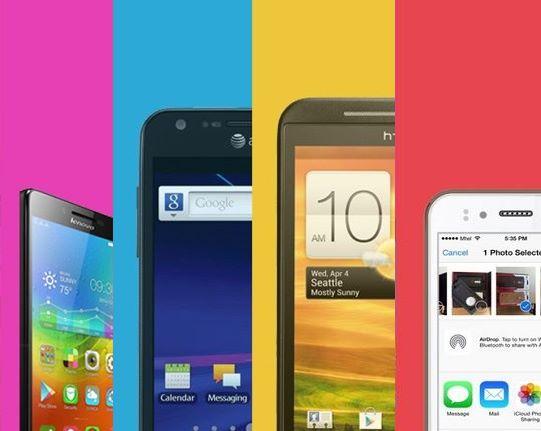 Daftar negara pencipta smartphone canggih