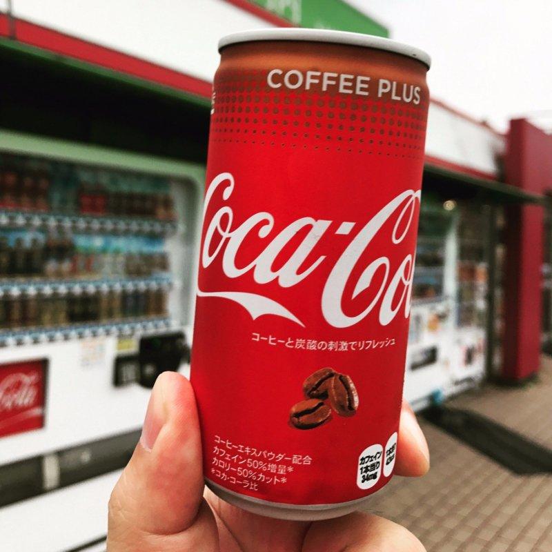 Coca cola Coffee Jepang