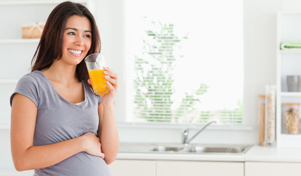 Jus jeruk untuk ibu hamil